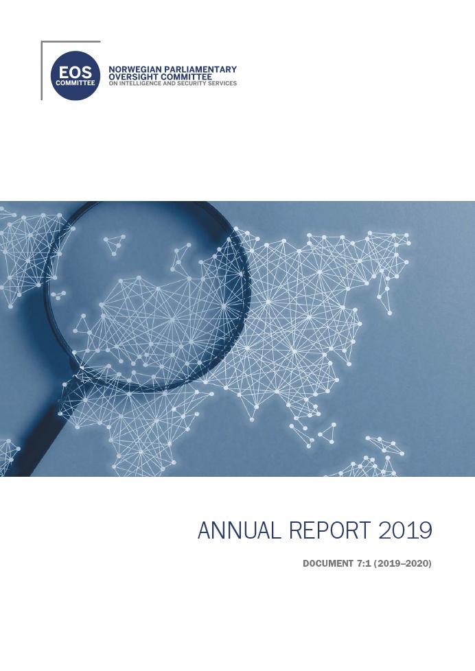 EOS årsrapport 2019